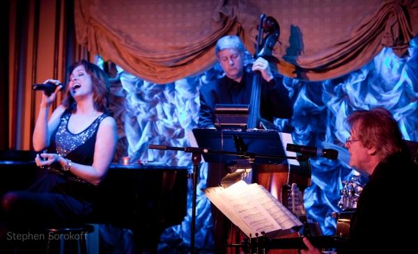 Linda Eder, Dave Fink, Peter Calo, (Jerry Marotta Drums)