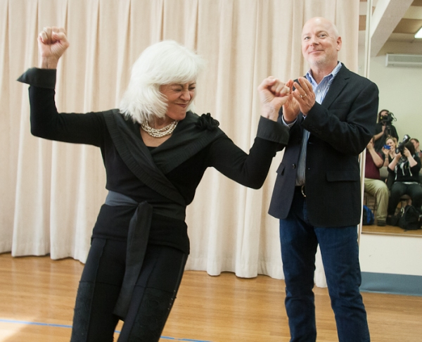 Photo Coverage: Goodspeed's MAME Meets the Press