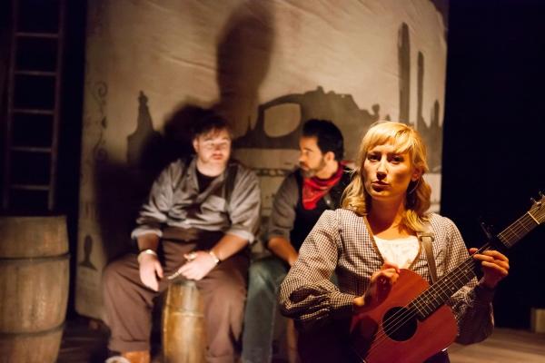 Aral Gribble, Drew Parker, Maggie Meyer