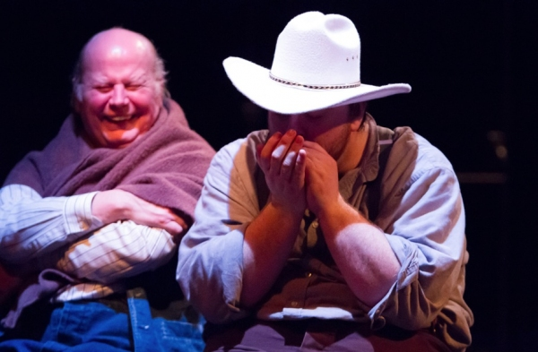 Performance Network Presents DEAD MAN'S SHOES, 3/8-4/8
