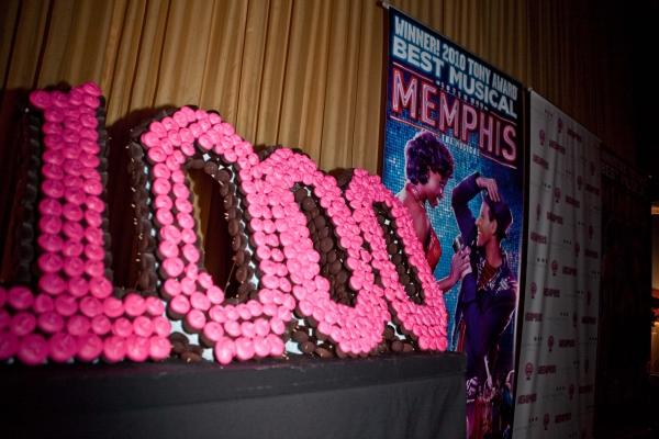 Photo Coverage: MEMPHIS Celebrates 1,000th Performance!