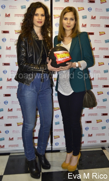 Lidia San Jose y Natalia Sanchez Photo