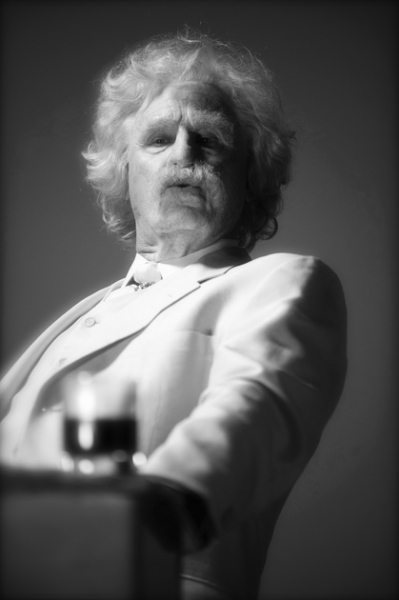 Photo Flash: First Look at Val Kilmer in CITIZEN TWAIN