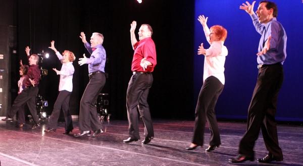 Patti Mariano, Steve Petrillo, Nicole Barth, Ron Young, James Horvath, Nancy Dalton F Photo