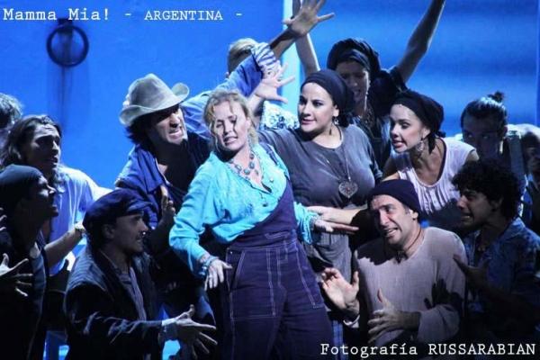 Marisol Otero Y ENSAMBLE Photo