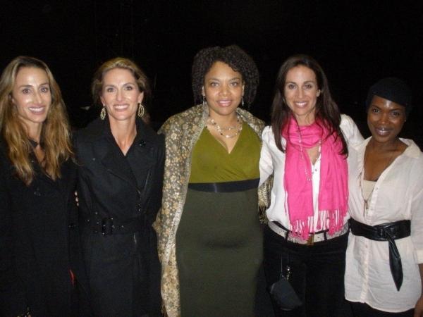 Cati Graber, Molly Rigdon, Diana Zollicoffer, Laura Bottini, Kenyetta Lethridge