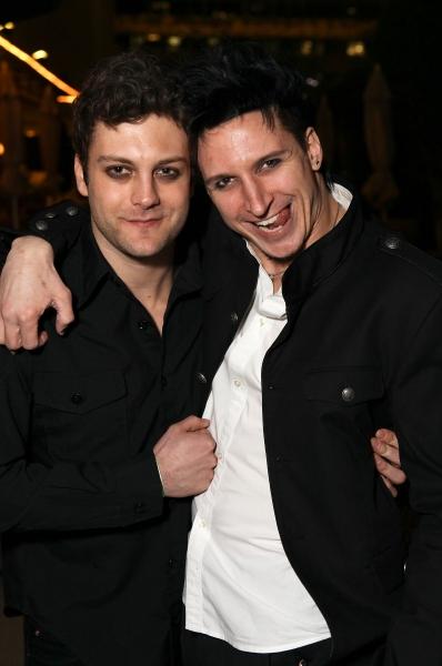 Van Hughes and Joshua Kobak