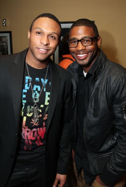 Jarran Muse and Chauncey Jenkins Photo