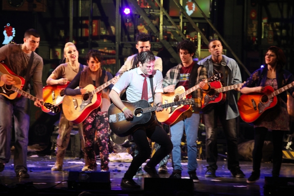 Photo Flash: AMERICAN IDIOT's Star-Studded Opening in LA!