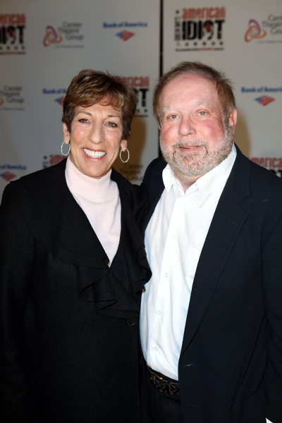 Ken Ehrlich and wife Harriet