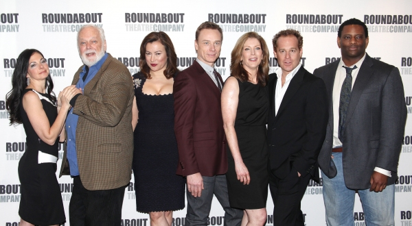 Spencer Kayden, John Tillinger, Jennifer Tilly, Ben Daniels, Patricia Kalember, Adam James & David Aron Damane