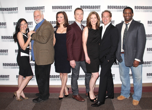 Photo Coverage: Meet the Cast of DON'T DRESS FOR DINNER