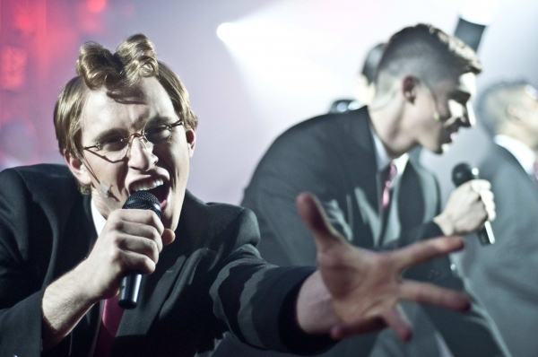 Photo Flash: First Look at GLEE's Lindsay Heather Pearce in SPRING AWAKENING