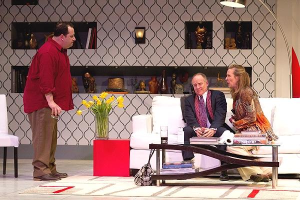 Ben Lipitz, Greg Wood and Julie Czarnecki