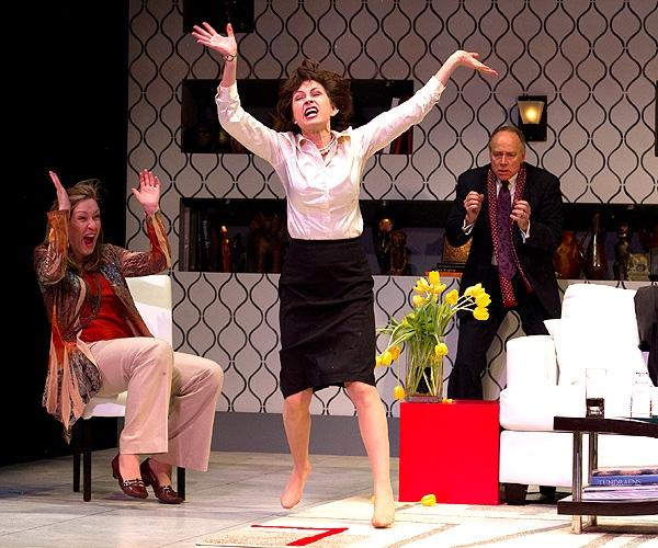 Julie Czarnecki, Susan Riley Stevens and Greg Wood