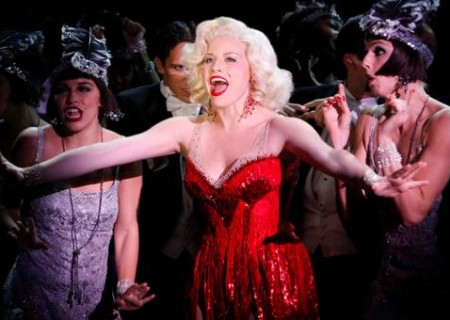 BWW EXCLUSIVE: SMASH Scoop! Anjelica Huston & Megan Hilty Clue Us In On BOMBSHELL, Bernadette, Bollywood, Bleached Blondes & More