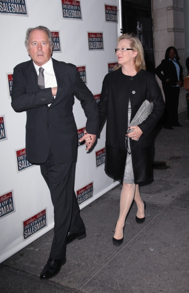 Meryl Streep & Husband Don Gummer
