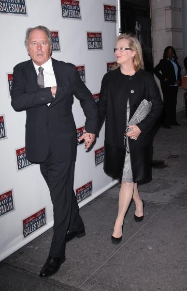 Meryl Streep & Husband Don Gummer Photo