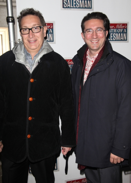 Photo Coverage: Starry Opening Night Arrivals for DEATH OF A SALESMAN!