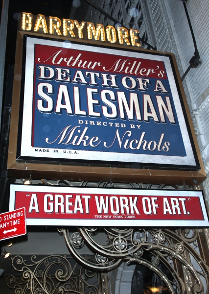 Photo Coverage: Opening Night at the DEATH OF A SALESMAN Stage Door!