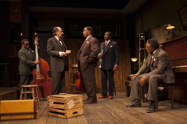 Glenn Turner, Will LeBow, G. Valmont Thomas, Jason Bowen, and Charles Weldon Photo