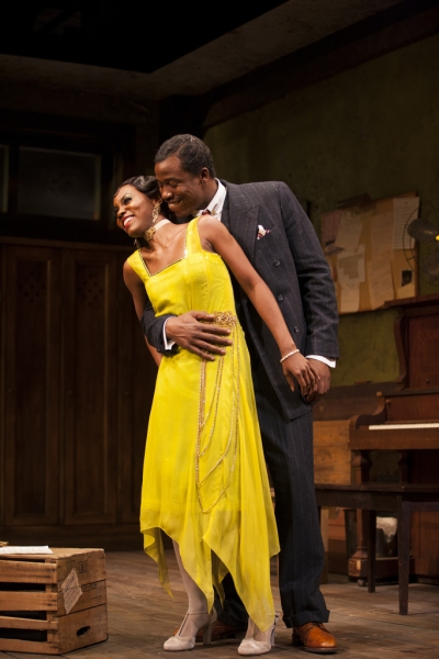 Photo Flash: First Look at Yvette Freeman, et al. in HTC's MA RAINEY'S BLACK BOTTOM