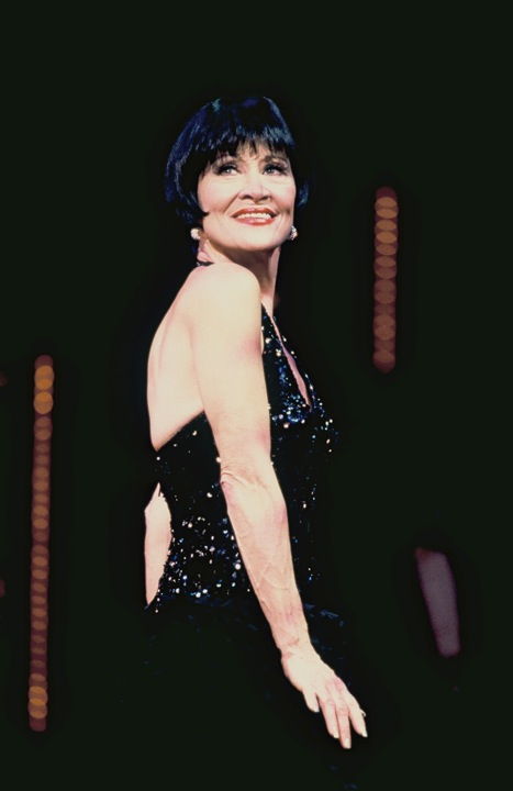 CHITA RIVERA Broadway Legend Debuts At The Colony Hotel Palm Beach
