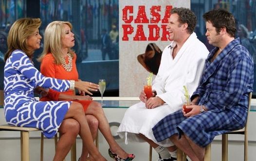 Photo Flash: Will Ferrell Promotes CASA DE MI PADRE on NBC's 'Today'