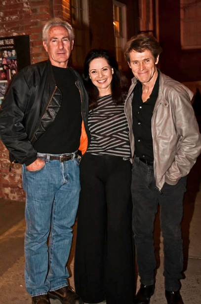 Photo Flash: Donna Murphy & More Opening Night TERESA'S ECSTASY at Cherry Lane Theatre