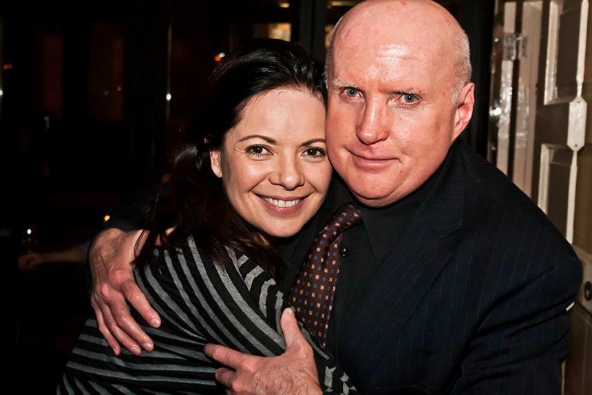 Photos: Donna Murphy & More Opening Night TERESA'S ECSTASY at Cherry Lane Theatre