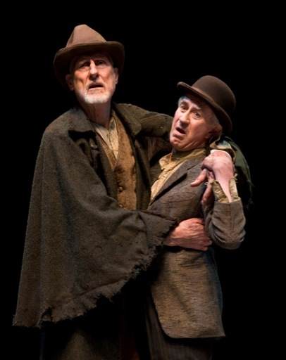 James Cromwell and Barry McGovern