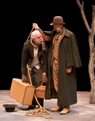 Photo Flash: WAITING FOR GODOT Opens at Taper March 21