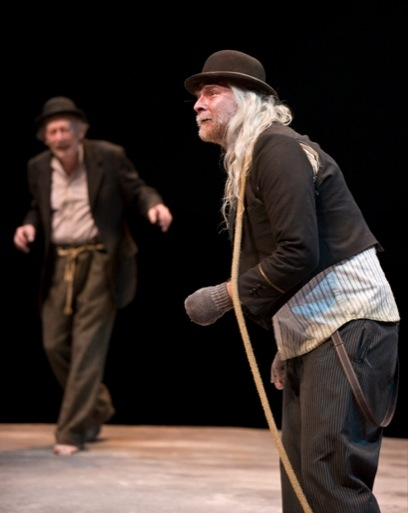 Hugo Armstrong at WAITING FOR GODOT Opens at Taper March 21