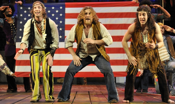 Photo Flash: HAIR Opens at the Paramount Theatre!