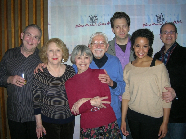 Photo Flash: The York Theatre Company's THE SHOW GOES ON Opens!