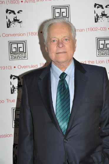 Robert Osborne at Project Shaw's Golden Shamrock Gala