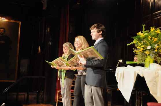 Photo Flash: Project Shaw's Golden Shamrock Gala
