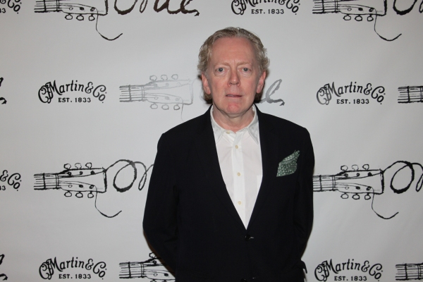 Bob Crowley at ONCE - Broadway Opening Night Party!