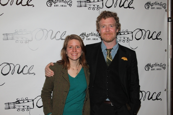Photo Coverage: ONCE - Broadway Opening Night Party!