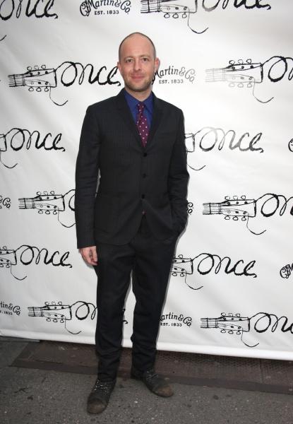 John Tiffany at Nick Jonas, Kristin Chenoweth & More Attend ONCE Opening Night!