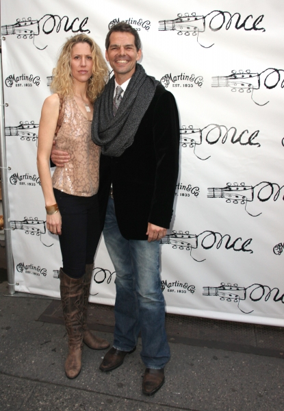 Photo Coverage: Nick Jonas, Kristin Chenoweth & More Attend ONCE Opening Night!
