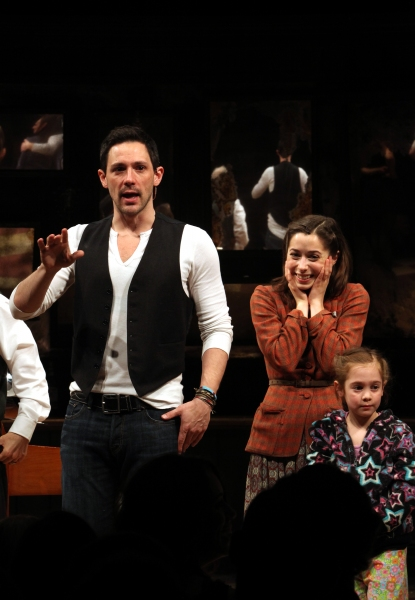 Photo Coverage: ONCE Opens on Broadway - The Premiere Bows!