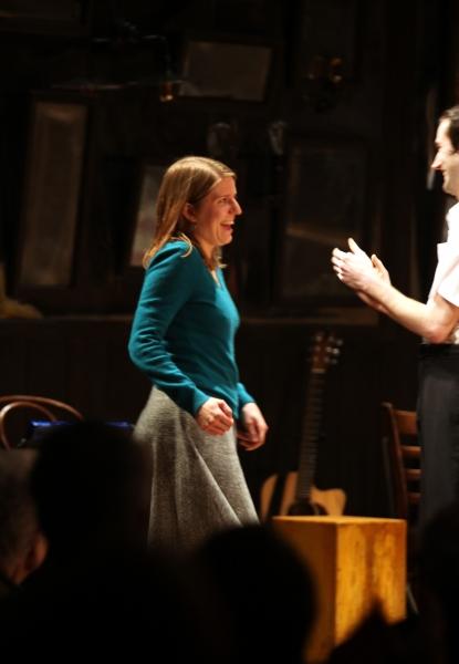 Marketa Irglova & Will Connolly