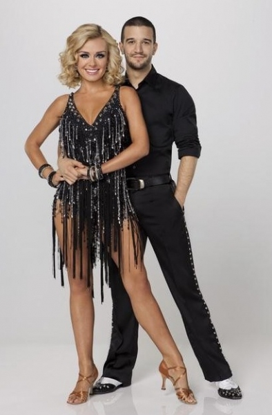 Katherine Jenkins & Mark Ballas at New Photos of DWTS Season 14 Premiering Tonight!