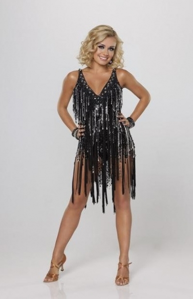 Katherine Jenkins at New Photos of DWTS Season 14 Premiering Tonight!