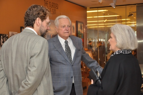 Robert Osborne at STAR QUALITY: THE WORLD OF NOEL COWARD Opens at The New York Public Library for the Performing Arts