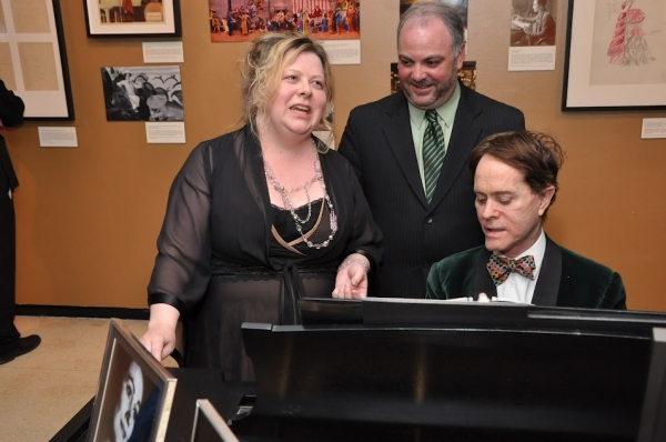 Photo Flash: STAR QUALITY: THE WORLD OF NOEL COWARD Opens at The New York Public Library for the Performing Arts