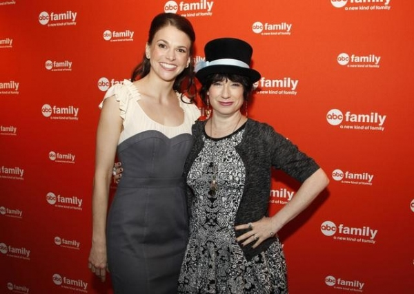 Sutton Foster, Amy Sherman-Palladino
