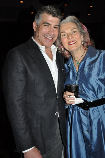 Bryan Batt and Lorna Kelly