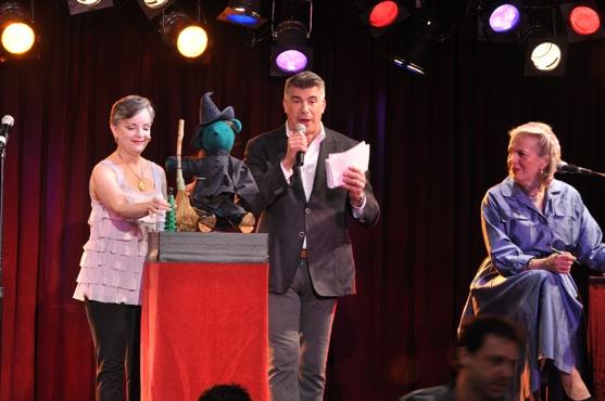 Jennifer Smith, Bryan Batt, Lorna Kelly and The Wicked Bear Photo